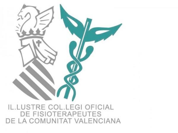 logo del ilustre colegio oficial de fisioterapeutas de la comunidad valenciana